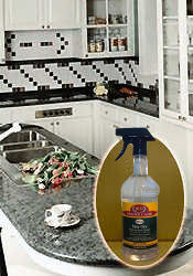 For Cleaning Granite Counters to