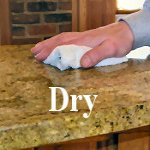 Spray Granite Cleaners