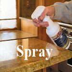 Daily Spray Cleaner Granite Cleaners