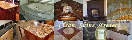 Take care of your Natural Stone with a 