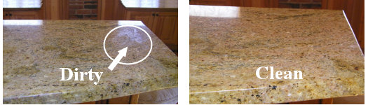 Granite Cleaning Care