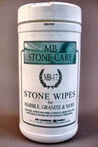 Stone Wipes