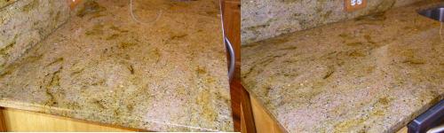 Madura Gold Granite.