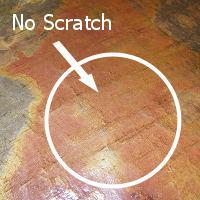 Scratch Is  Gone.